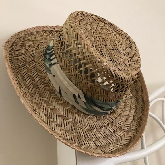 dfe5adf3353eb Unisex Goldcoast Sunwear Straw Hat